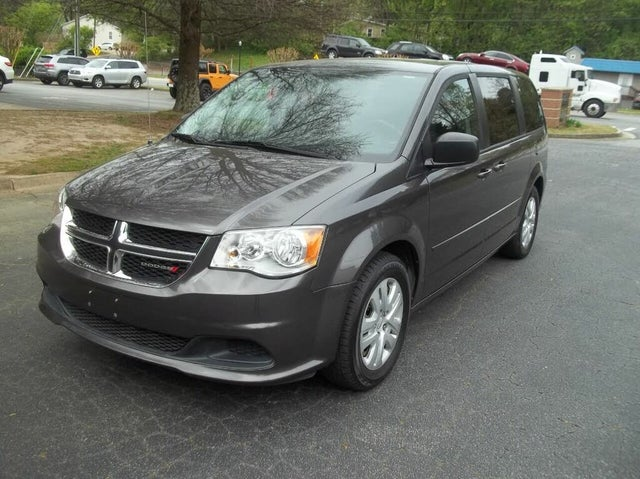 2016 Dodge Grand Caravan SE Plus FWD