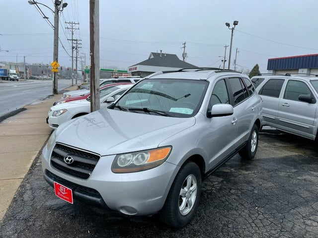 2007 Hyundai Santa Fe 2.7L GLS AWD