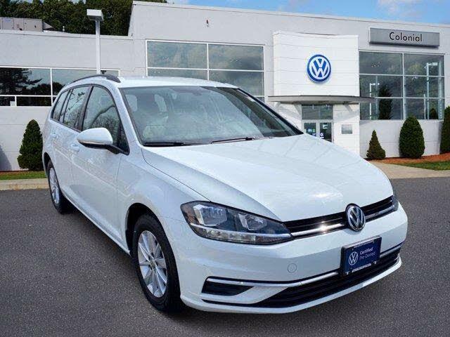 2018 Volkswagen Golf SportWagen S FWD