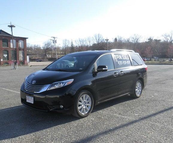 2015 Toyota Sienna Limited 7-Passenger Premium AWD