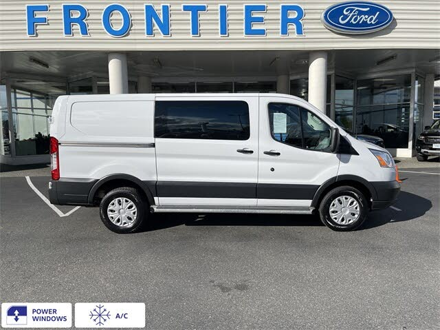 2018 Ford Transit Cargo 250 3dr SWB Low Roof Cargo Van with Sliding Passenger Side Door