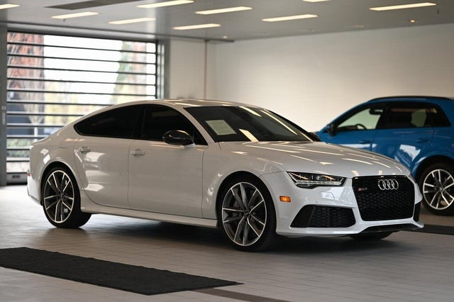 2017 Audi RS 7 4.0T quattro Performance Prestige AWD