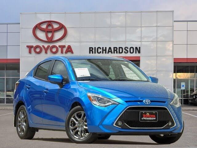 2019 Toyota Yaris XLE Sedan FWD