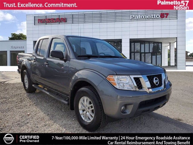 2019 Nissan Frontier SV V6 Crew Cab RWD