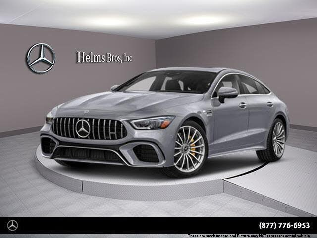 2021 Mercedes-Benz AMG GT 63 Coupe AWD
