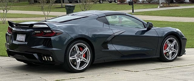 2021 Chevrolet Corvette Stingray 2LT Coupe RWD