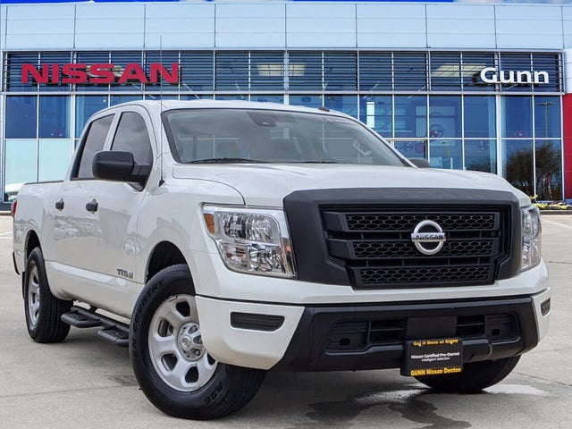 2020 Nissan Titan S Crew Cab RWD