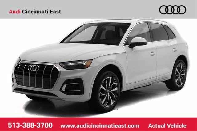 2021 Audi Q5 2.0T quattro Premium AWD