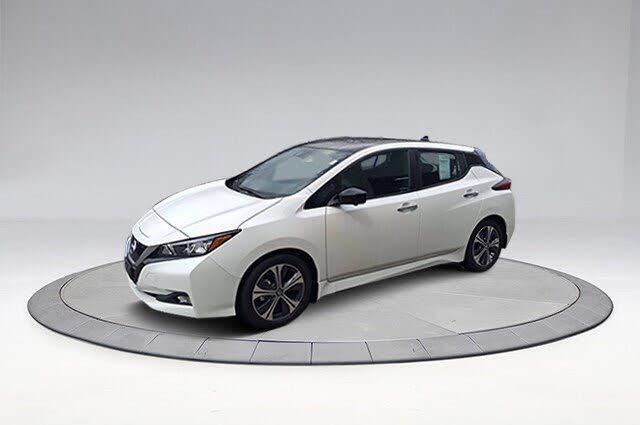 2020 Nissan LEAF SV FWD