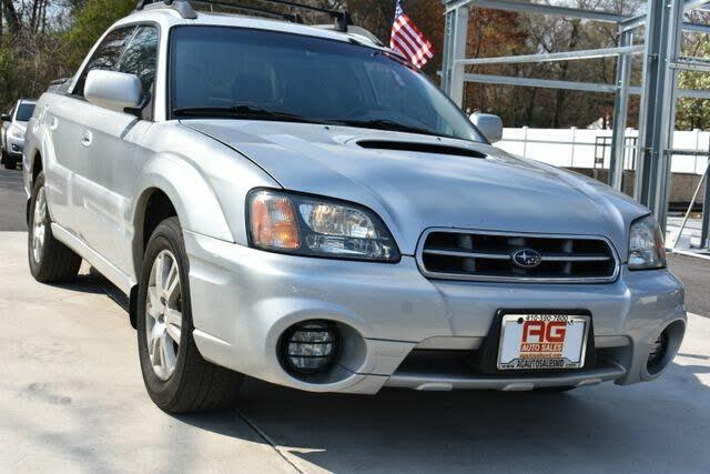 2006 Subaru Baja Turbo