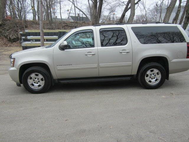 2013 Chevrolet Suburban 1500 LT 4WD