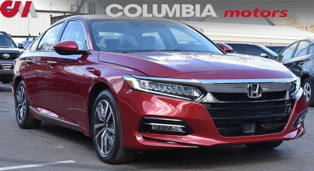 2019 Honda Accord Hybrid Touring FWD