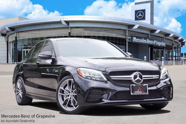 2020 Mercedes-Benz C-Class C AMG 43 4MATIC AWD