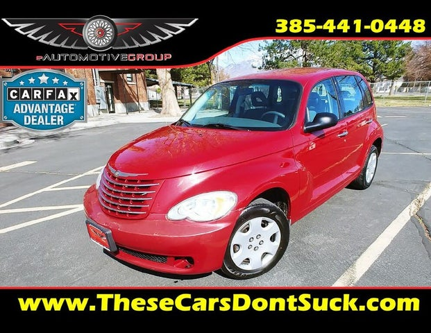 2007 Chrysler PT Cruiser Wagon FWD