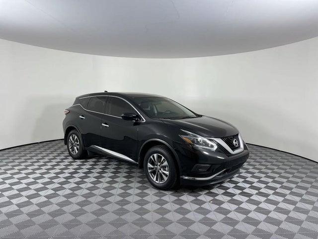 2018 Nissan Murano S FWD