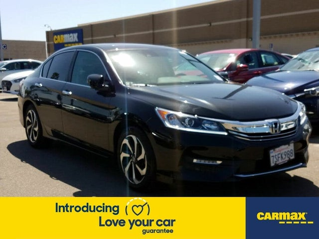 2016 Honda Accord EX-L with Honda Sensing