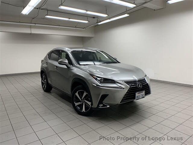 2020 Lexus NX Hybrid AWD