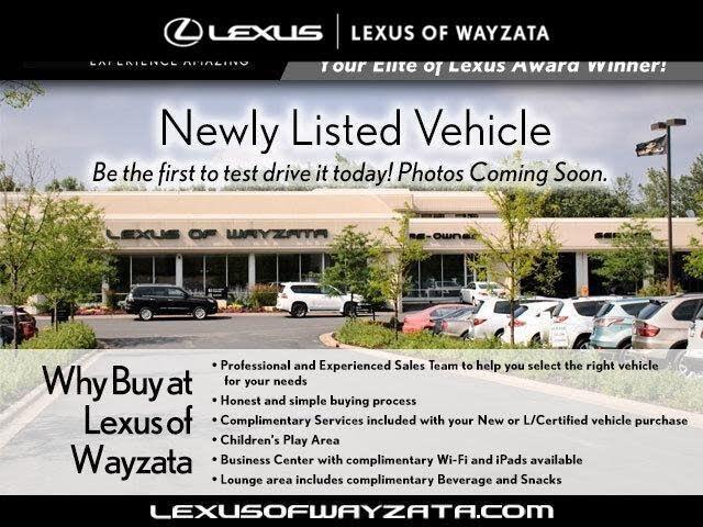 2020 Lexus GX 460 AWD