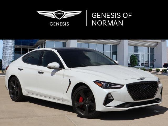 2021 Genesis G70 3.3T AWD