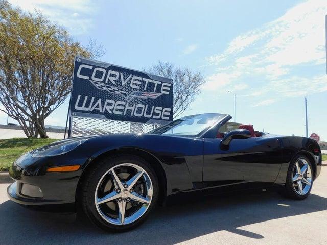 2011 Chevrolet Corvette 3LT Convertible RWD