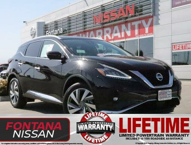 2019 Nissan Murano SL FWD