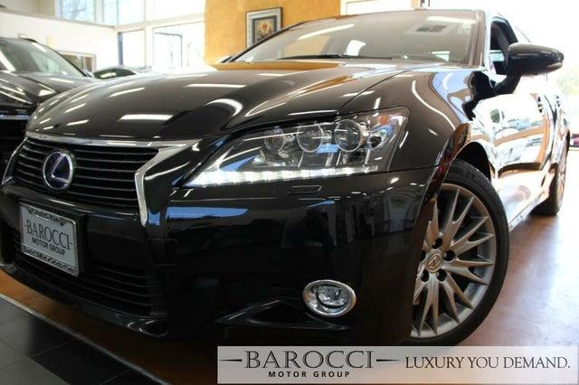 2014 Lexus GS Hybrid 450h RWD