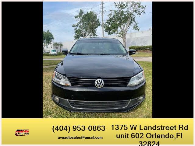 2012 Volkswagen Jetta SEL Premium