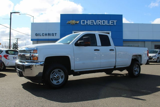 2019 Chevrolet Silverado 2500HD Work Truck Double Cab LB RWD
