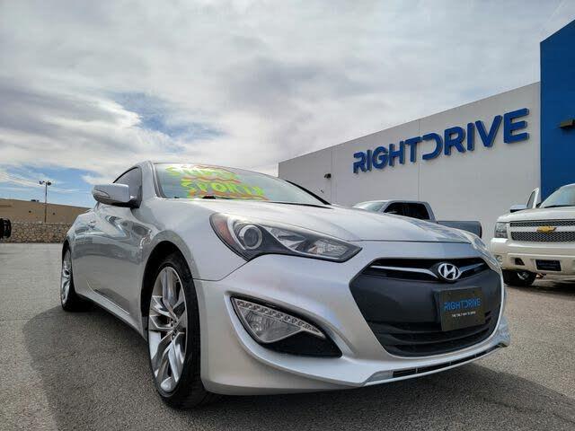 2013 Hyundai Genesis Coupe 3.8 Track RWD