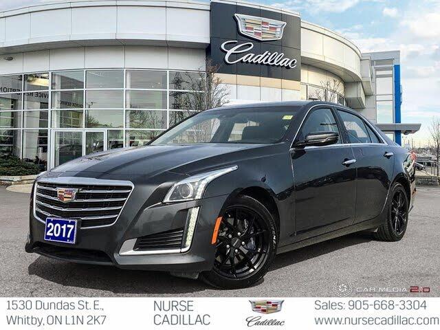 2017 Cadillac CTS 3.6L Luxury AWD