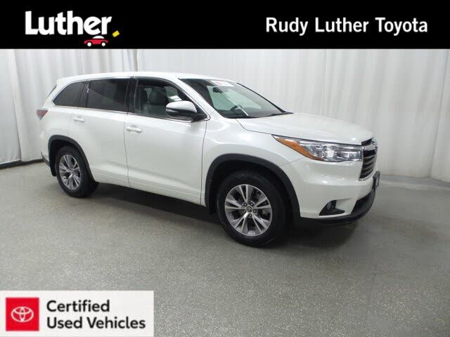 2016 Toyota Highlander LE Plus AWD