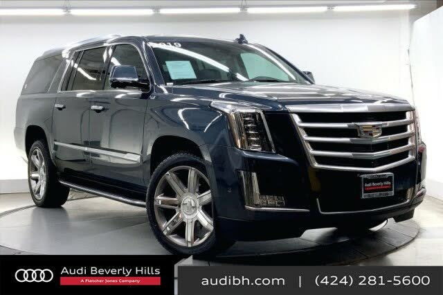 2019 Cadillac Escalade ESV Luxury RWD