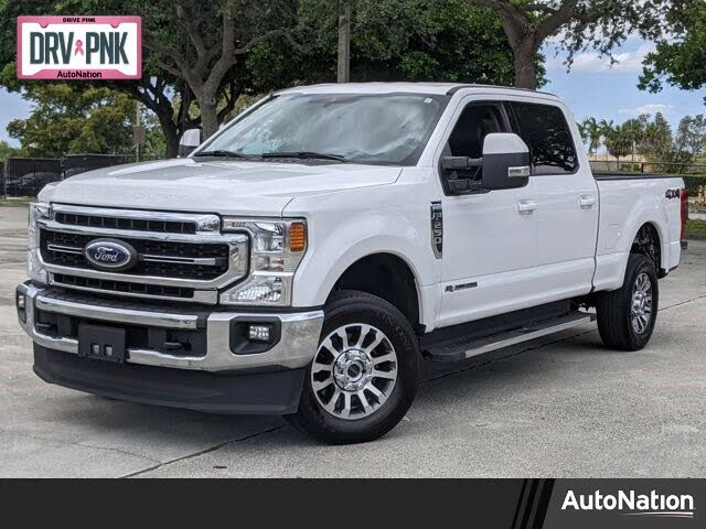 2020 Ford F-250 Super Duty Limited Crew Cab 4WD