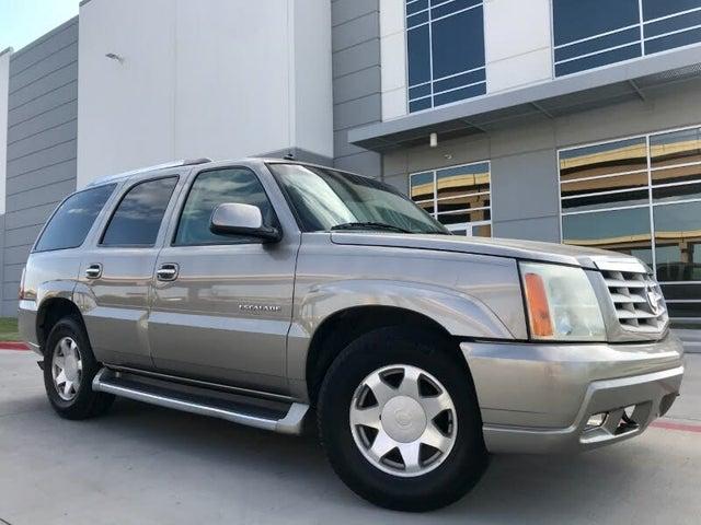 2003 Cadillac Escalade RWD