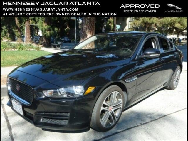2017 Jaguar XE 35t Premium RWD