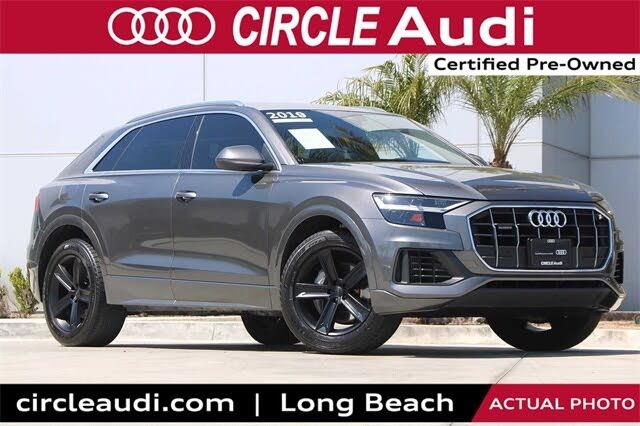2019 Audi Q8 3.0T quattro Premium AWD