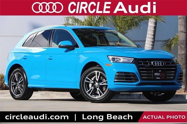 2020 Audi Q5 Hybrid Plug-in 3.0T Premium e quattro AWD