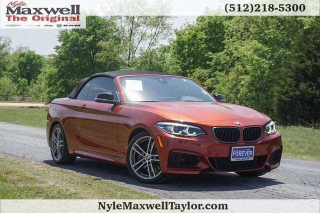 2020 BMW 2 Series M240i Convertible RWD
