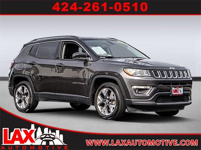 2020 Jeep Compass Limited FWD