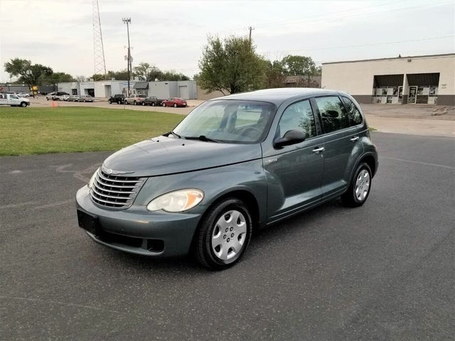 2006 Chrysler PT Cruiser GT Wagon FWD