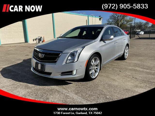 2017 Cadillac XTS Premium Luxury FWD