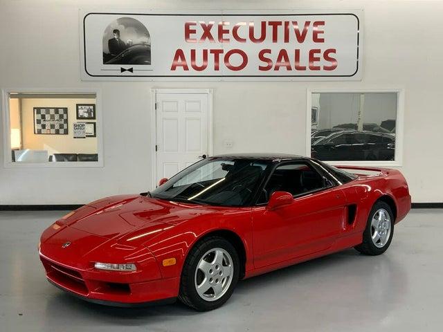 1993 Acura NSX RWD