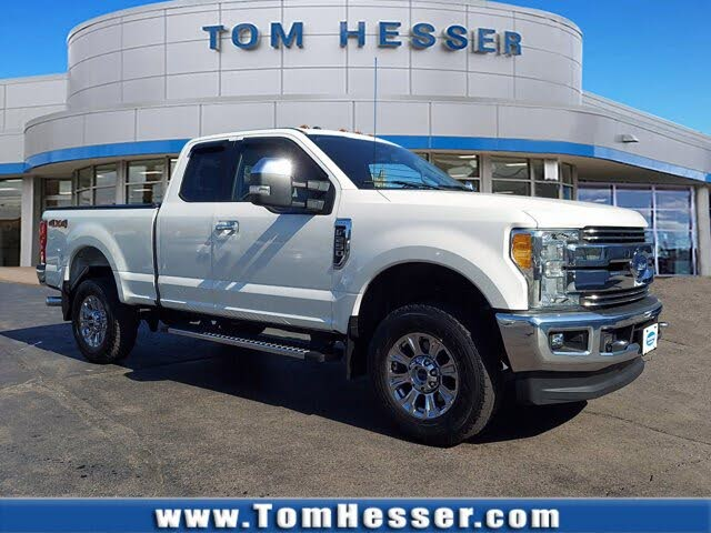 2017 Ford F-250 Super Duty Lariat SuperCab 4WD