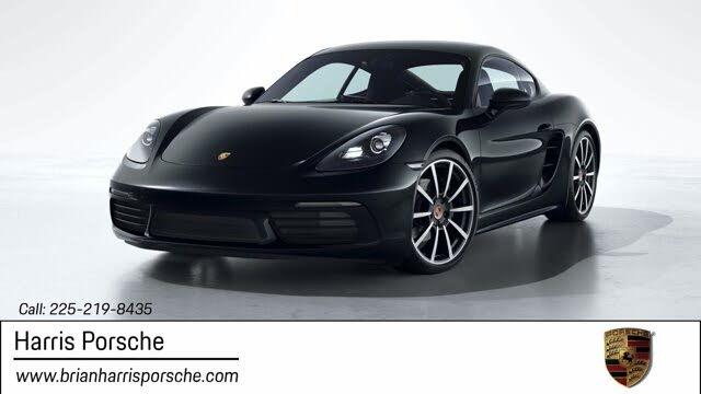 2021 Porsche 718 Cayman T RWD