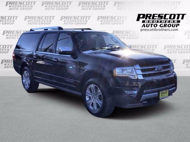 2017 Ford Expedition EL Platinum 4WD