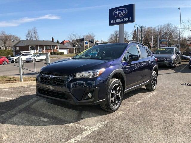 2019 Subaru Crosstrek Touring AWD