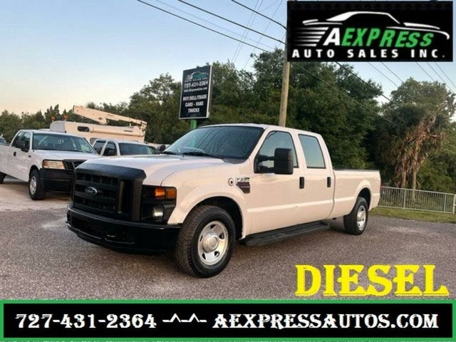 2008 Ford F-250 Super Duty XL Crew Cab LB