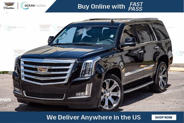 2017 Cadillac Escalade Luxury RWD
