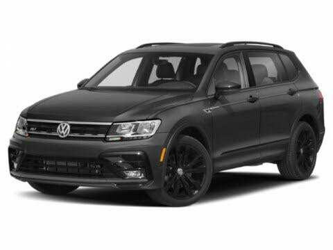 2021 Volkswagen Tiguan 2.0T SE R-Line Black FWD