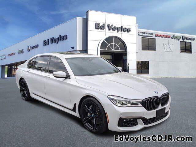 2017 BMW 7 Series 750i xDrive AWD